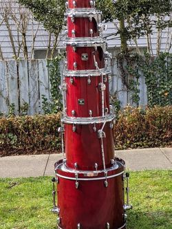 Gretch Catalina Maple Drum Set for Sale in Seattle,  WA