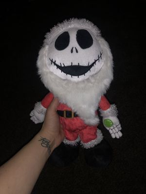 Santa Jack from Nightmare Before Christmas for Sale in Henderson, NV