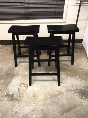 Bar stools : MUST GO for Sale in Mishawaka, IN