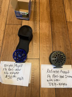 Fishing Reel for Sale in Puyallup, WA