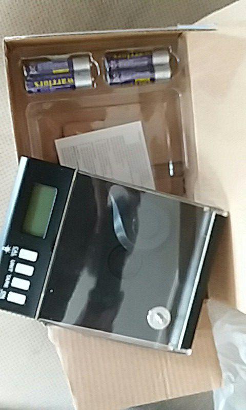 HA-series digital pocket balance-scale