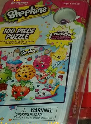 Shopkins Puzzle - Brand New for Sale in Colorado Springs, CO