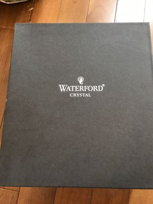 Waterford crystal toasting glasses for Sale in Renton, WA