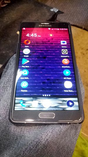 Samsung galaxy note 4 sprint for Sale in San Diego, CA