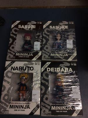 Naruto Shippuden box set 1-4 English dub for Sale in Blythe, CA