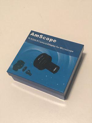 DSLR Microscope Adapter for CANON Camera for Sale in Miami, FL