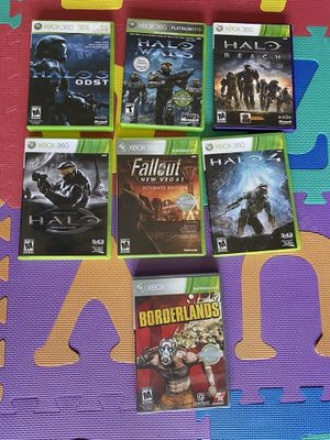 Xbox 360 games for Sale in Round Rock, TX