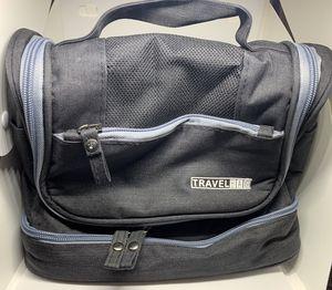 Travel Fun Lightwt Durable Waterproof Hanging Backpack/Case Black for Sale in Ontario, CA