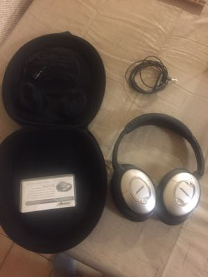 Bose.. headphone works perfect, for Sale in Houston, TX