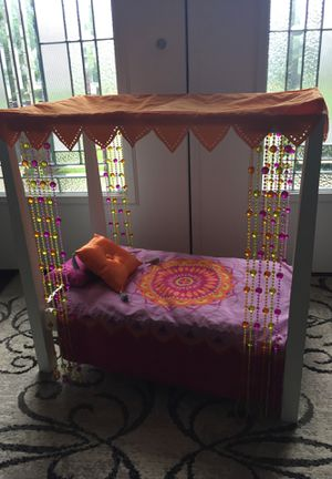 American Girl Doll Bed - Used - Negotiable Price for Sale in Freehold, NJ