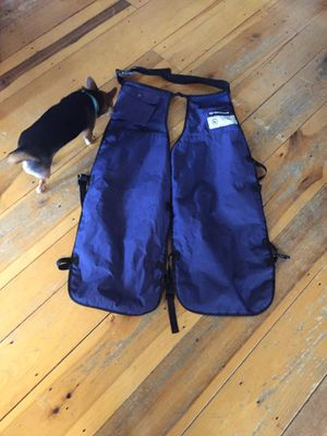 Husqvarna Chaps for Chainsaw Work for Sale in Madison, CT