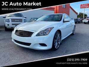 2008 INFINITI G37 Coupe for Sale in Winter Park, FL