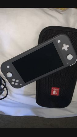 Nintendo Switch With 2 games for Sale in Concord,  CA
