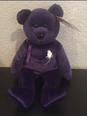 """TY Beanie Babies """"Princess"""" Great Condition! for Sale in Tarpon Springs, FL"""