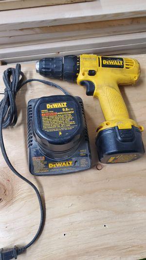 Dewalt 9.6v drill for Sale in Ellensburg, WA
