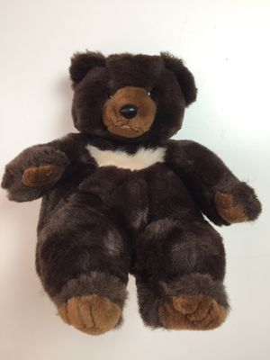 Brown Plush Teddy Bear Toy Sun Star Japan 1982 Collectible for Sale in Austin, TX