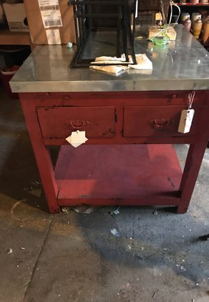 Kitchen island with sides for Sale in Libertyville, IL