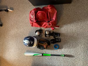 Middle School- High school lightly used Baseball Gear for Sale in Bangor, ME