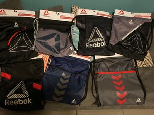 Reebok gym bag backpack for Sale in Tolleson, AZ
