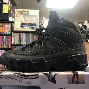 "Jordan Retro 9 Boot ""NGR"" W/Box Sz. 9 for Sale in Woodbridge, VA"