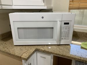 GE Microwave and dishwasher both less than 2 years old for Sale in Mesa, AZ