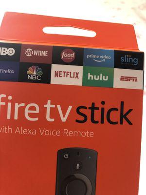 Amazon Fire tv Stick for Sale in Chicago, IL