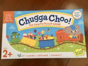 Chugga Choo puzzle game for Sale in Santa Ana, CA
