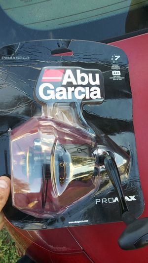 Abu Garcia promax fishing reel for Sale in Miami, FL