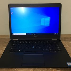 DELL E5470 Core i5 Corei5 16GB RAM 256GB NVMe SSD Full HD 1080p Windows 10 laptop computer for Sale in Hollywood, FL