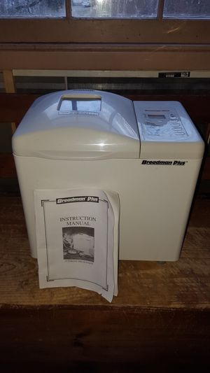 AUTOMATIC BREAD MAKER for Sale in Canterbury, CT