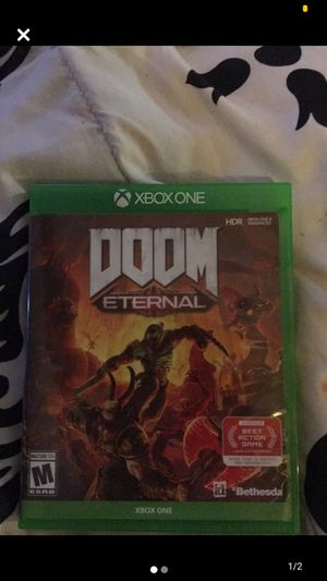 Doom Eternal Xbox One for Sale in Corryton, TN