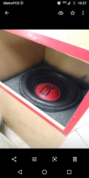 "18"" dc audio for Sale in Grand Prairie, TX"