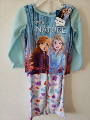 NEW Frozen II Pajamas Set 3T for Sale in Colorado Springs, CO