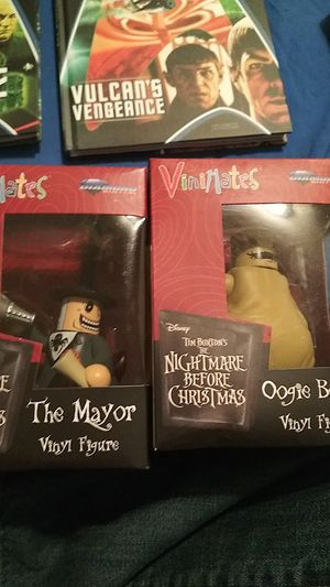 Vinimates nightmare before christmas for Sale in Clarksville, IN