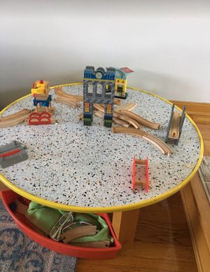 Train table as shown with some tracks for Sale in East Meadow, NY