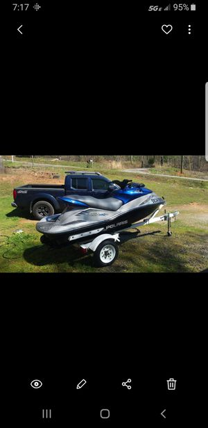 2003 Polaris MSX140 HO Jet Ski for Sale in Cumming, GA