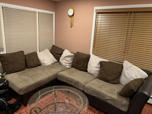 Sectional Sofa - Fabric for Sale in Levittown, NY