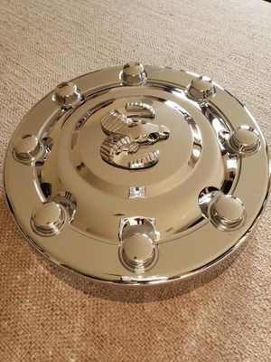 Dodge Ram 2500 3500 Dually Front Center Cap Hubcap 1996 to 2002 Buy 3 get 1 free for Sale in Temecula, CA