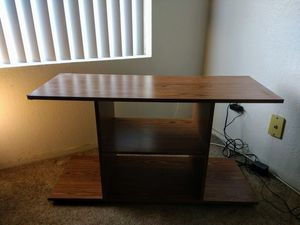 TV stand and shelves for Sale in Bakersfield, CA