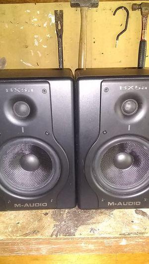 M Audio Studio Speakers for Sale in Glenview, IL