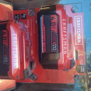 Craftsman Battery for Sale in Phoenix, AZ