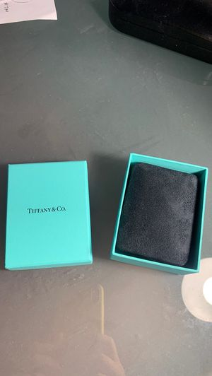 Tiffany Necklace Case for Sale in Torrance, CA