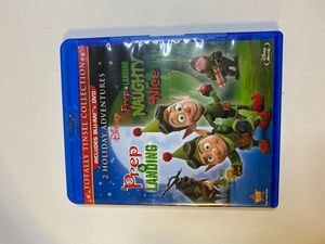 Prep & Landing and Prep & Landing Naughty VS Nice in Blu-Ray DVD and Digital Copy for Sale in Englewood, NJ