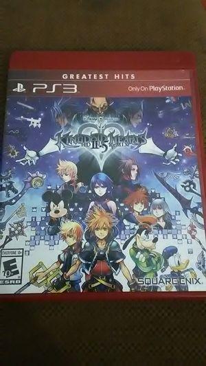 Kingdom Hearts hd 2.5 reMIX for Sale in North Las Vegas, NV
