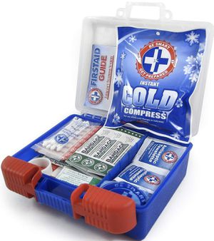 First Aid Kit, 100 pcs for Sale in Long Beach, CA
