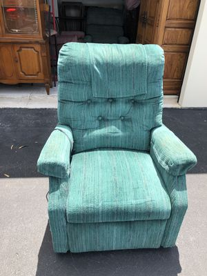 Electric reclining lift chair for Sale in Lake Wales, FL