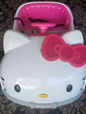 Hello kitty 6 V car for Sale in Miramar, FL