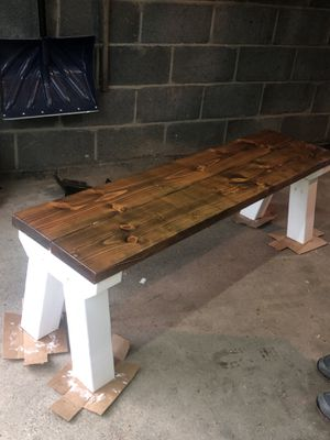 Kitchen Table and Bench for Sale in Collingswood, NJ