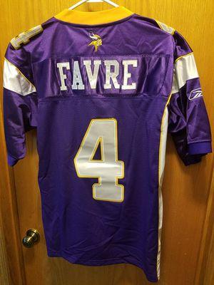 Size 48 Favre Vikings Jersey for Sale in Osseo, MN
