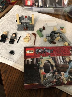 LEGO Harry Potter # 4736 for Sale in Lakeside, CA